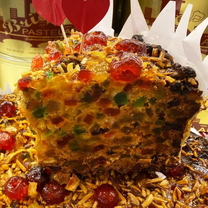 Galantine de frutas (kilo)